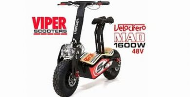 scooter velocifero mad barato