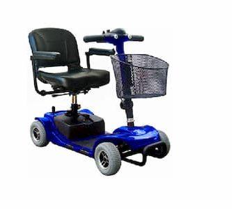 Scooter Libercar Smart