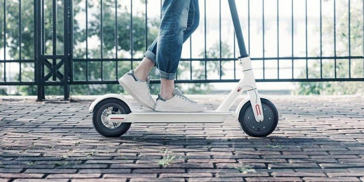patinete scooter electrico xiaomi