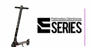 patinetes electricos e series