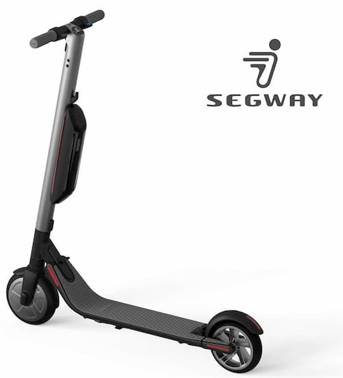patinete electrico es4 segway review